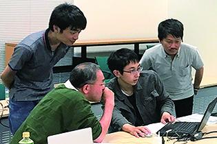 大学との連携講座を通じた相互人材育成