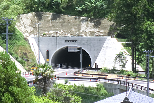 道路トンネル事業への 一環した取り組み