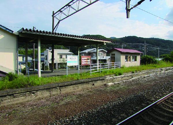一部のみ使用されている青い森鉄道の駅