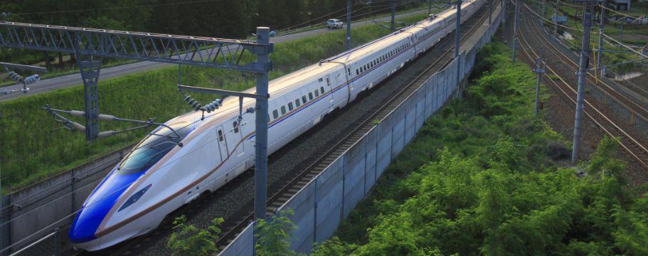 鉄道のCFK